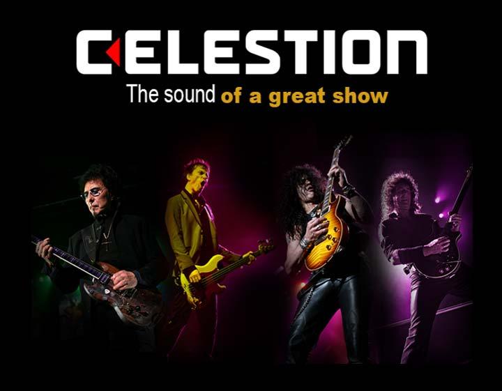 Altavoces Celestion