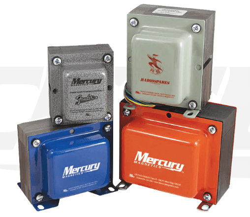 Transformadores Mercury Magnetics
