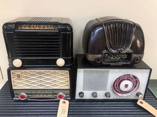 Venta de Radios Antiguas